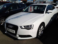 Audi A5 2.0TDI SE Technik(FULL LEATHER+SAT NAV)
