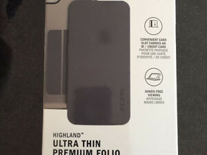 Brand new grey Incipio iPhone case