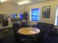 Barbering facility, potential business, training room or room rental