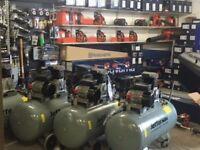 Jefferson 200 litre Compressor 2 years warranty 13