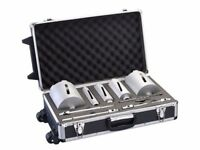 11 piece diamond core drill kit