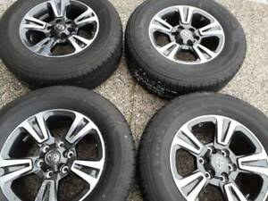 NEW 265/65/17 Toyota Tacoma TRD 4Runner wheels and tires 17""