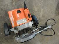 1-3/4hp HD plunge router