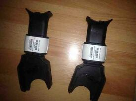 Bugaboo Cameleon 1.2.3 Maxi Cosi car seat adaptors