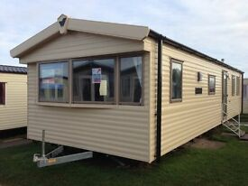 Willerby Salsa Eco 3 bedroom Static Caravan, located at Littlesea Caravan Park, Weymouth.