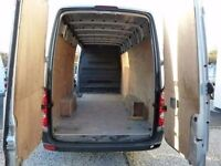 Man and van/man with van/removals/**short notice *** 7 days 24/7***/flat move/house move/office move