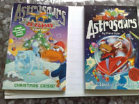 ASTROSAURS BOOKS AND CARDS