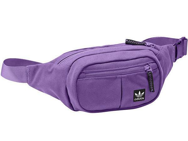 du8297 skateboarding active hip bag purple new