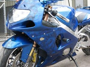 Motorcycle Refinishing Available Now