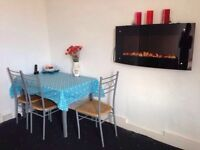 3 Bedroom fully furnished flat to rent on west road