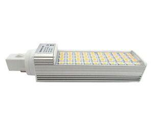 Lampara-LED-PLC-G24-2-Pines-220V-8W-36-SMD-5050-Blanco-Frio-Bajo-Consumo