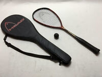 Head squash racket with cover,slim body 160,immaculate, bargain at £45