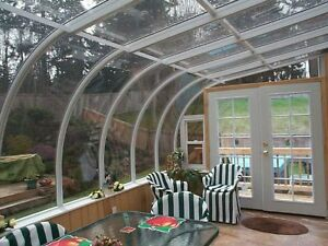EYE CATCHING...! SOLARIUMS, SUNROOMS, AND PATIO COVERS.