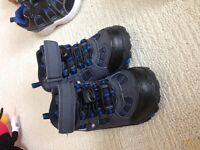 Baby/toddler boy shoe/boots -never used.