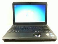 Sony Vaio VPCS12L9E Intel Core i3 500GB HDD 4GB RAM Windows 7 Laptop