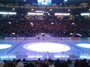 Toronto Maple Leafs vs New York Rangers Tickets CENTRE ICE GOLDS