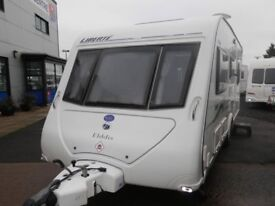 2008 Elddis Liberte 19-5 5 berth with RC Mover