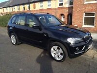 2009 58 BMW x5 3.0 auto. Diesel only 59 k miles full service history one owner from new