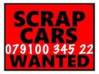 07910034522 SELL MY CAR 4x4 FOR CASH BUY MY SCRAP TODAY G