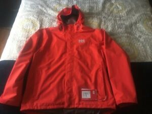 Brand New with Tags - Helly Hansen spring coat