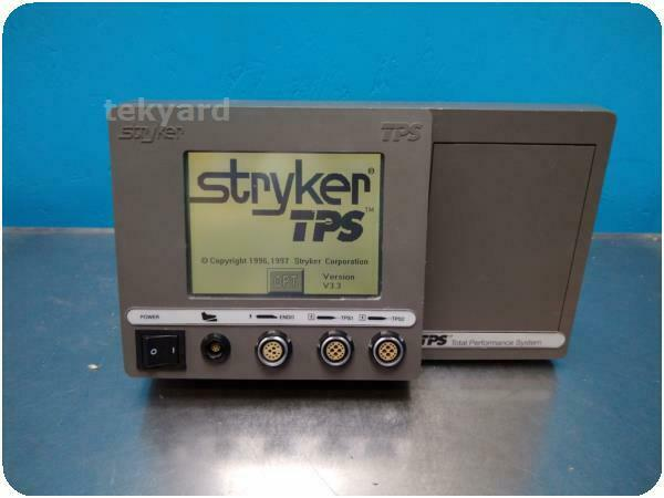 STRYKER 5100-1 TPS TOTAL PERFORMANCE SYSTEM CONSOLE @ (249584)