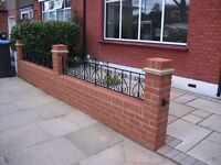 Garden wall specialist and pointing experts