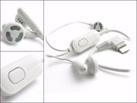NEW SEALED...1250 X Samsung AAEP402 Stereo-Headset white... 1250 HEADSETS JOB LOT TO GO ONLY 149 NEW