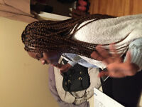 African Hair Stylist very affordable