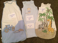 Boys Gro Bags of various sizes