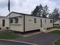 STATIC CARAVAN FOR SALE NORTH WALES- LUXURY CHEAP STATIC ON 5* BRYNTEG PARK-SITE FEES INC UNTIL 2018