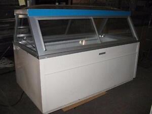 Ice Cream Novelties Freezer - Hussmann GIM-6