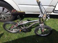 Childs cosmio bmx bike works well only £18