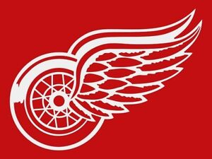 2 à 4 Billets Red Wings Detroit vs Canadiens - Rouge / Red Level