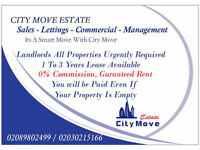 We Rent Any Property!! Guaranteed Rent!! Free Management!!