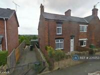 2 bedroom house in Park Road, Wrexham , LL11 (2 bed)