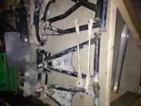 USED 08-14 RZR 800 A Arms