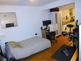 Studio Flat with Off Street Parking