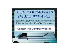 Steve's Removals Man & Van