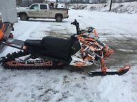 2015 Arctic Cat M 8000 Limited 153