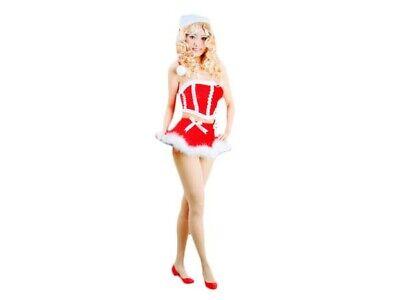 Weihnachts-kostüm für Frauen Damen sexy Santa Weihnachtsfrau Weihnachtsmann - Kostüm Für Santa