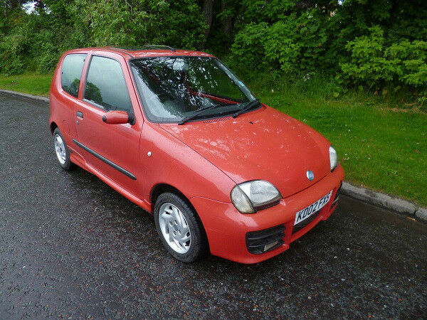 fiat seicento michael schumach classifieds 2 united. Black Bedroom Furniture Sets. Home Design Ideas