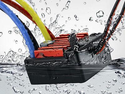 Wasserdicht Brushed Elektronisch Drehzahlregler Hobbywing QuicRun 1060 für RC