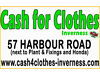 Second hand clothes wanted, we pay up to 1.50 pound per 1kg, Free Collection Inverness