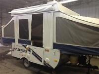 WANTED TO BUY - 8 FOOT JAYCO POP-UP CAMPER