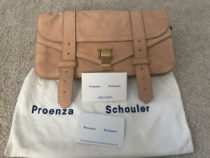 Authentic Proenza Schouler Clutch