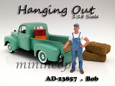 AMERICAN DIORAMA HANGING OUT SERIES FIGURE 1/18 AD-23857 BOB