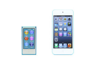 iPod Nano 7th Generation vs. iPod Touch 5th Generation