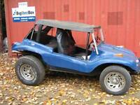 VW  MANX-type DUNE BUGGY!1967?BLUE,NEW TIRES&CLUTCH.RUNS GOOD