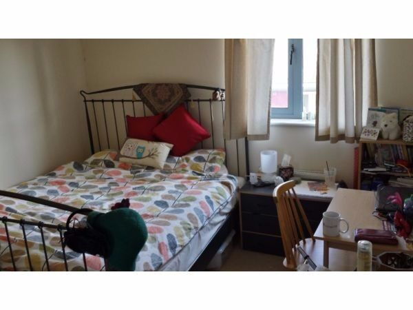 Double room in modern townhouse