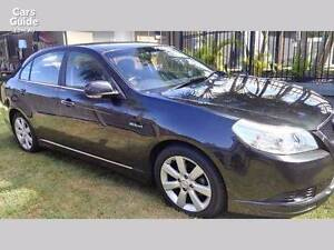 2009 Holden Epica Sedan Rochedale South Brisbane South East Preview